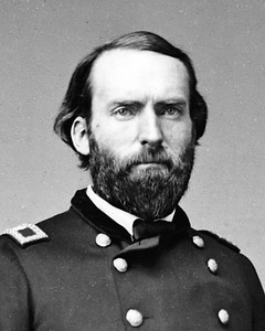 Полковник, а затем и генерал, Дэвид Стэнли, ок. 1860-1870 [Нажмите для увеличения]