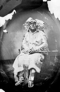 Рогатый Вапити, Оглала, 1869 [Нажмите для увеличения]