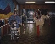 Начало традиционного танца